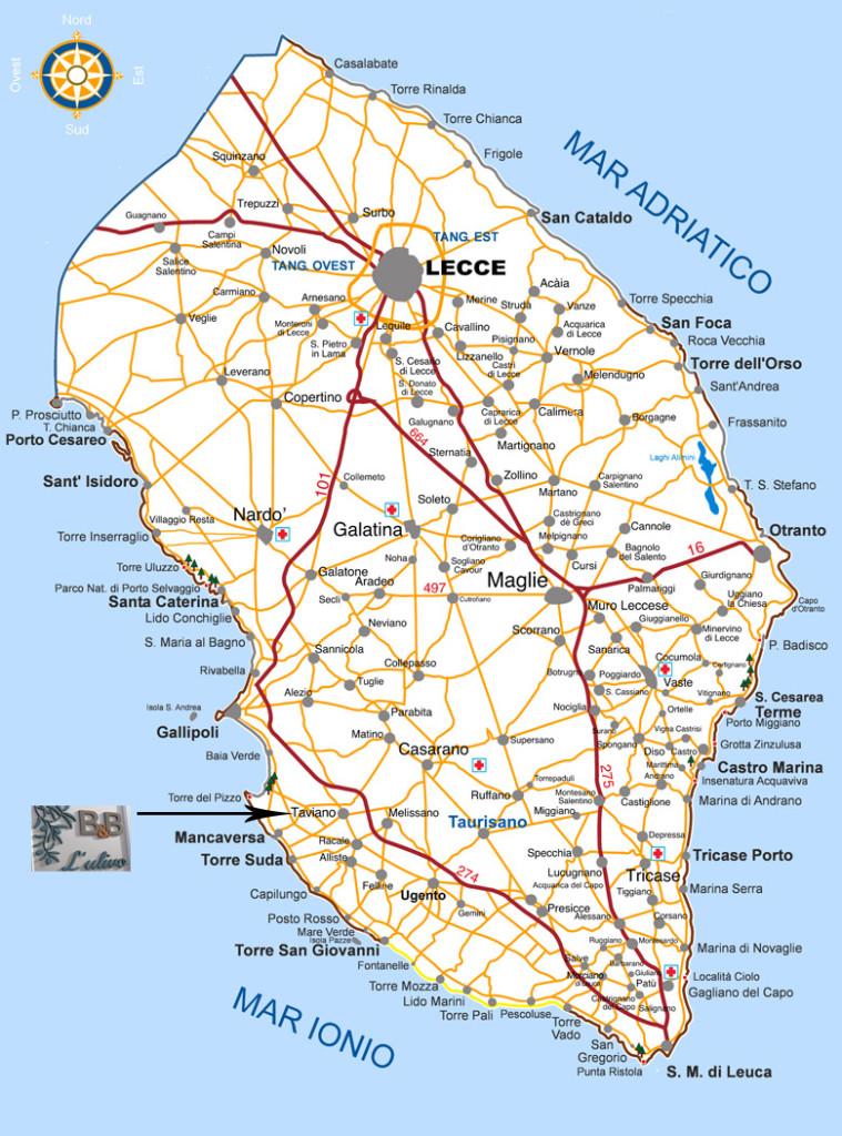 cartina bblulivo